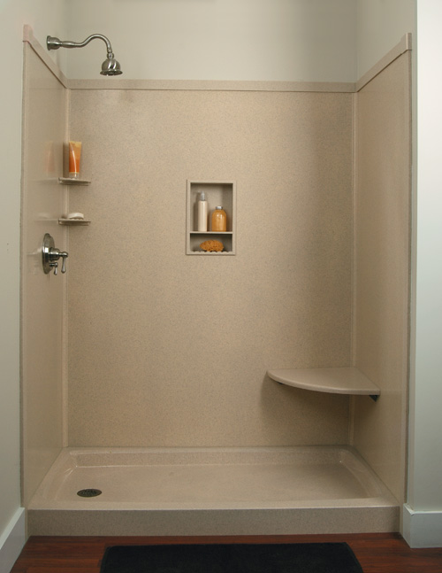 Shower Base Wall